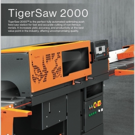 TigerStop Machine Renders